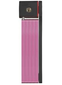 Zámek ABUS uGrip BORDO 5700/80 pink