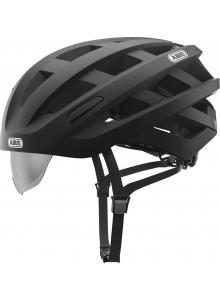 Cyklistická přilba ABUS In-Vizz Ascent velvet black M