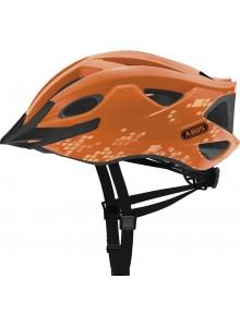 Cyklistická přilba ABUS S-Cension diamond orange L