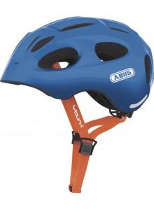 Cyklistická přilba ABUS Youn-I sparkling blue M