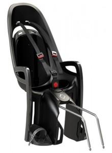 Dětská sedačka HAMAX Zenith antracit/černá