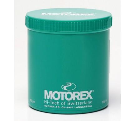 2017 MOTOREX WHITE GREASE PLECH. 850g Množ. Uni