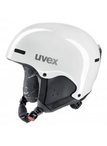 Helma UVEX HLMT 5 JUNIOR, white (S566154110*) 52-55
