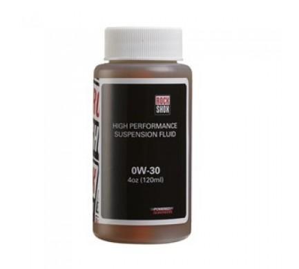 11.4315.021.080 - ROCKSHOX SUS OIL 0W-30 (PIKE LOWERS) 120ML Množ. Uni