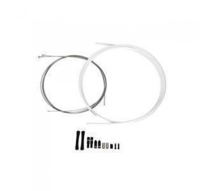 00.7918.040.001 - SRAM AM SLICKWIRE PRO ROAD BRK CBL KIT 5 WHT Množ. Uni