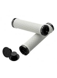 SRAM SRAM LOCKING GRIPS WHITE