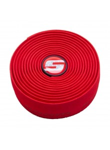 SRAM 12A HB SRAM SUPERSUEDE BAR TAPE RED