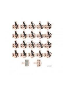 11.5015.040.000 - AVID DISC BRAKE PADS STL/METAL ELIXIR 20SETS Množ. Uni