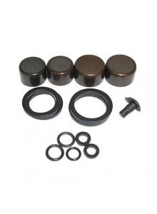 11.5018.020.002 - SRAM CALIPER PISTON KIT 4 PISTON 16MM 14MM AL Množ. Uni