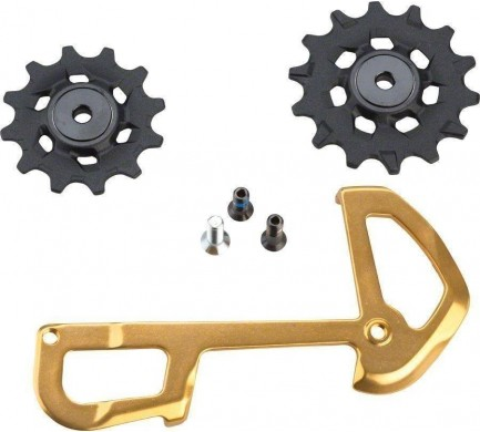 11.7518.077.000 - SRAM RD XX1 EAGLE PULLEYS AND INNER CAGE GLD Množ. Uni
