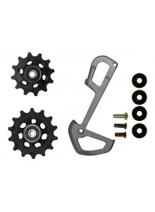 11.7518.078.010 - SRAM RD X01 EAGLE PULLEYS AND INNER CAGE GRY Množ. Uni