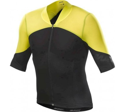 18 MAVIC COSMIC ULTIMATE SL DRES BLACK/YELLOW MAVIC 401857 L