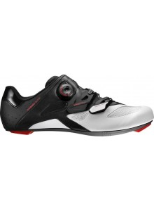 18 MAVIC COSMIC ELITE TRETRY BLACK/WHITE/FIERY RED 391340 8,5