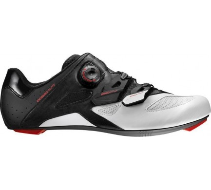 18 MAVIC COSMIC ELITE TRETRY BLACK/WHITE/FIERY RED 391340 10