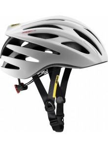 2021 MAVIC HELMA AKSIUM ELITE WHITE/BLACK (L37836100) S