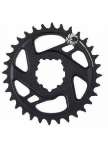 11.6218.030.270 - SRAM CR X-SYNC EAGLE CF 32T DM 6 OFF BLK Množ. Uni