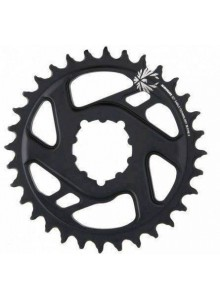 11.6218.030.250 - SRAM CR X-SYNC EAGLE CF 30T DM 6 OFF BLK Množ. Uni