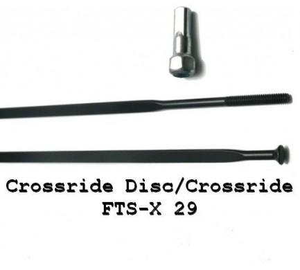 """MAVIC KIT 12 DS XRIDE + FTSX/NDS XMAX EL/XA EL 29"""" SPK 297 mm (V2382301)"""
