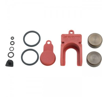 11.5018.020.005 - SRAM CALIPER PISTON KIT 2 PISTON 21MM AL MONO Množ. Uni