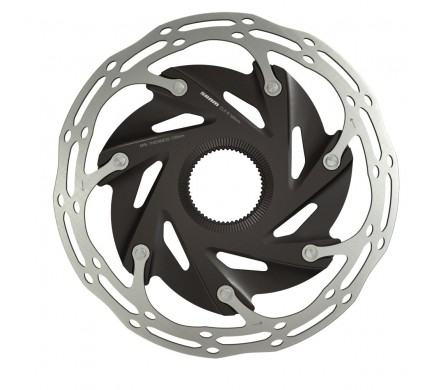 00.5018.122.003 - SRAM ROTOR CNTRLN XR 2P CL 160MM BLK ROUNDED Množ. Uni