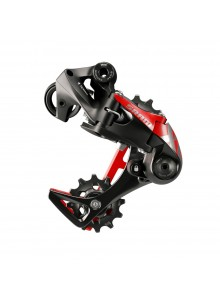 00.7518.128.000 - SRAM AM RD X01 DH 1X7SPD SHORT CAGE RED Množ. Uni