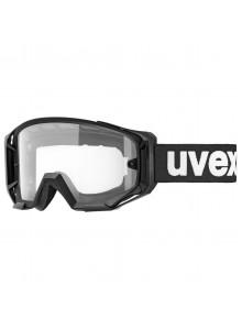 2021 UVEX ATHLETIC, BLACK MAT, SL CLEAR (2028) Množ. Uni