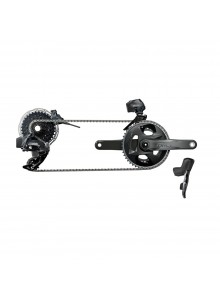 00.7918.077.006 - SRAM AM FORCE AXS 2X GROUPSET HRD FM CL 2P Množ. Uni