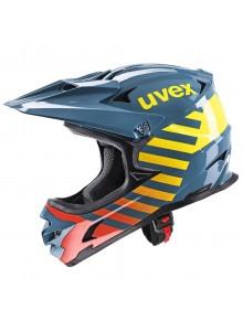 2021 UVEX HELMA HLMT 10, BLUE - FIRE L