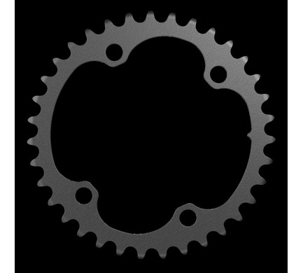 00.6218.029.001 - SRAM CRING ROAD 35T 107 RIVAL BLACK Množ. Uni