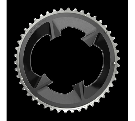 00.6218.029.002 - SRAM CRING ROAD 46T 107 RIVAL BLACK Množ. Uni