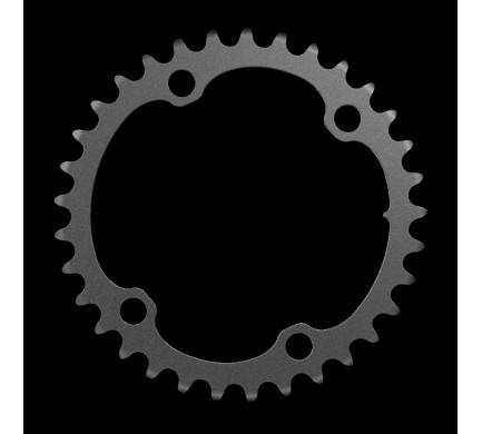 00.6218.029.003 - SRAM CRING ROAD 33T 107 RIVAL BLACK Množ. Uni