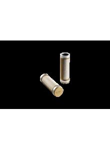 Gripy BROOKS Cambium Rubber grips - 130+130 mm - přírodní