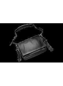 Brašna přes rameno BROOKS BARBICAN Cot.Canvas - černá