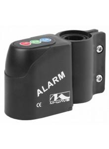 Alarm na jízdní kolo M-Wave 120db