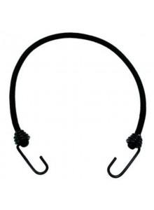Elastický popruh (gumicuk) 60 cm, černý
