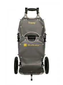 Burley Travoy - nákladní vozík za jízdní kolo