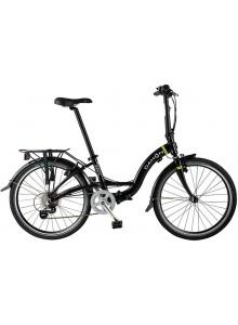 Dahon Briza D8 2018 pale green - skládací kolo