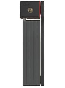 Skládací zámek na kolo Abus 5700/80 černý