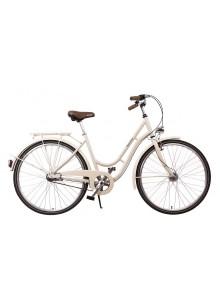 """Městské kolo v retro stylu Manchester Creme 28"""""""