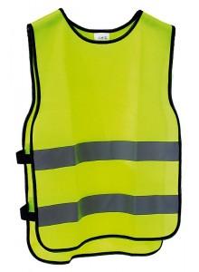 Reflexní bezpečnostní vesta XL/ XXl výška postavy 184-192cm, obvod hrudníku 110-140cm