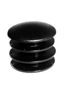 Zátka do řidítek plast černá