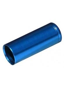 Koncovka bowdenu MAX1 CNC Alu 5mm utěsněná modrá 100ks