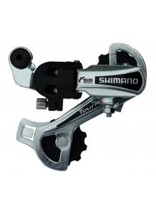 Měnič SHIMANO RD-TY21GSD bez háku 6speed stříbrný