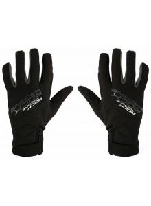 Dlouhoprsté zimní rukavice ROCK MACHINE Race šedo/černé vel.XXL