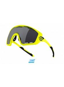 Brýle FORCE OMBRO PLUS fluo matné, černá laser skla