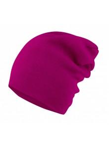 Čepice jaro/podzim FORCE PIXIE pletená, růžová