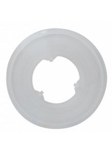 Kryt PLAST na vícekolo/ kazetu 138 mm, čirý
