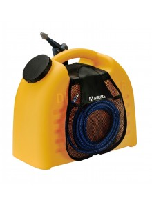 Myčka mobilní Airace DIRT WORKER 12V, žlutá