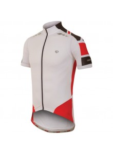 Dres P.I. P.R.O.In-R-Cool Jers.white/grey/red