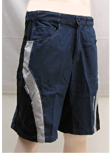 Kalhoty P.I.Otis Short modro/černé